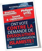 Actu - Ils refusent la dissolution d'une association islamiste