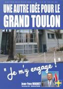 Municipales 2014 - Une autre idée pour le grand Toulon
